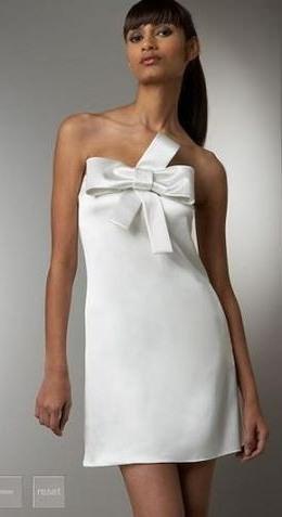 Ключові тренди весільної моди 2011