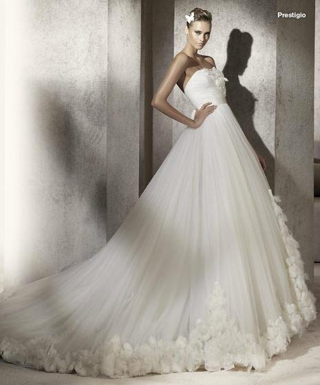 Весільне плаття primavera плаття без