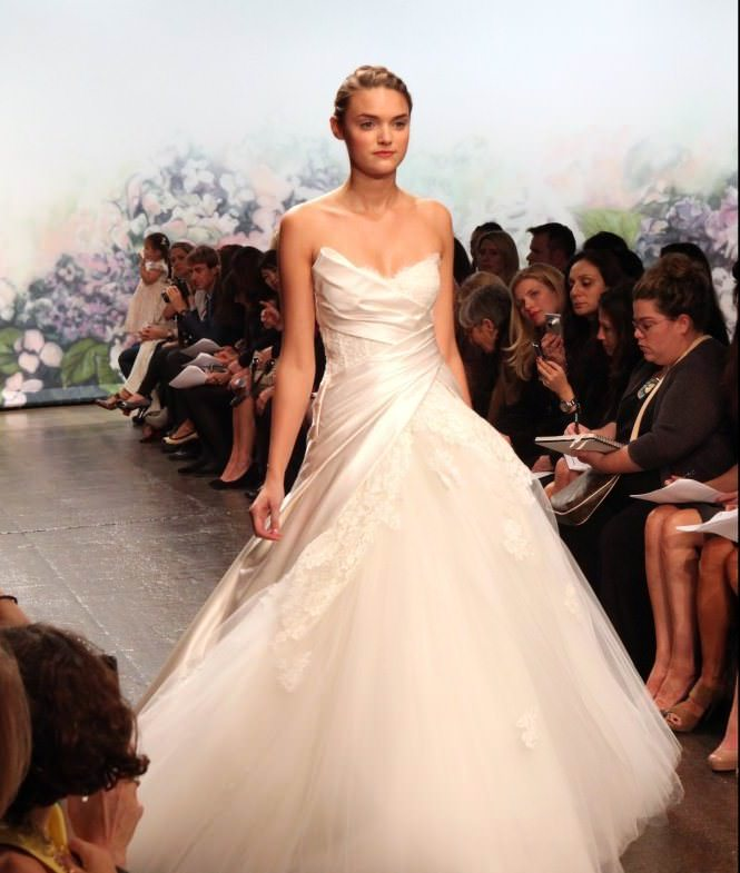 Весільне плаття осінь зима 2012 2013 з